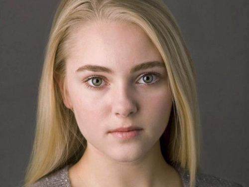 AnnaSophia Robb wallpaper containing a portrait titled Headshots