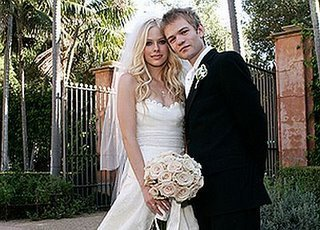Avril Lavigne wallpaper with a bridesmaid titled Her Wedding <3