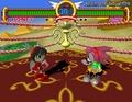 Honey vs Amy fight - sonic-girls screencap