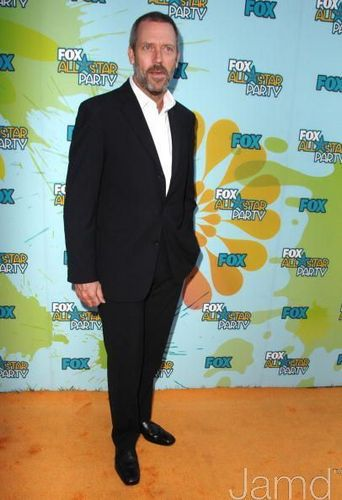 Hugh @ 2009 FOX All Stars Party