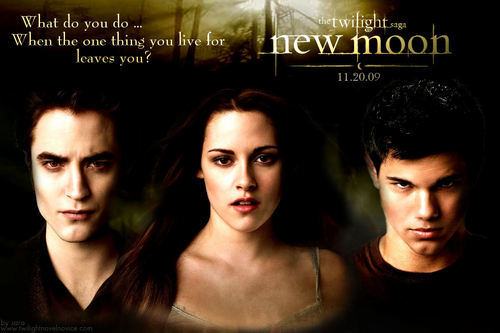 Jacob Edward & Bella