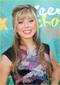 Jennette @ the 2009 Teen Choice Awards