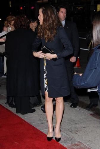Jennifer at the Juno LA Premiere 2007