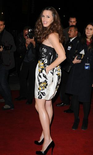 Jennifer at the Juno LA Premiere 2007
