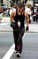 Kellan Lutz-after a workout  - twilight-series photo
