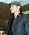 Kellan Lutz- at the airport heading to eclipse filming - twilight-series photo