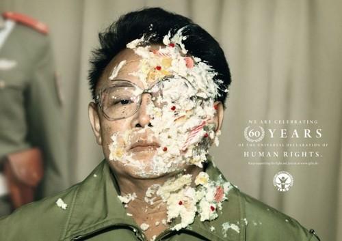 Kim Jong-Il: Cake Face