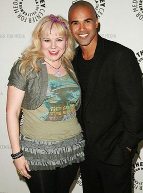 Kirsten and Shemar