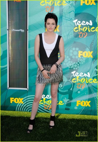 Kristen Stewart - at teen choice awards
