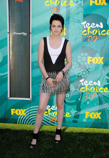 Kristen at the teen choice awards
