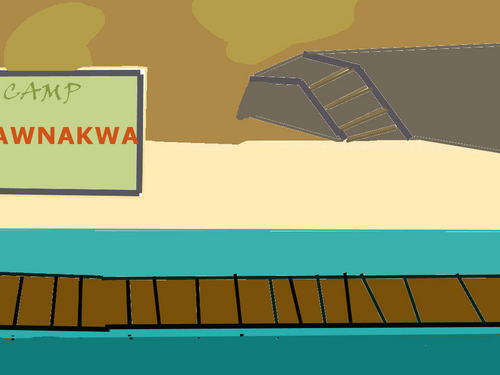 Lake Wawanakwa