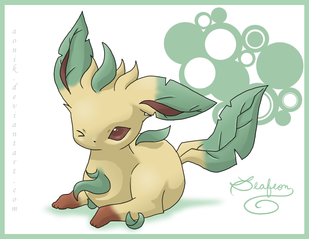 Pokemon coloring pages leafeon colouring4u leafeon coloring pages book