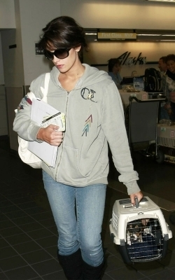 Leaving LAX - August 10
