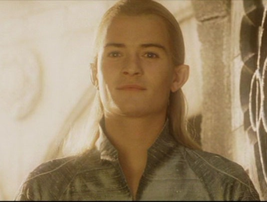 Legolas Lord Of The Rings Smile Legolas