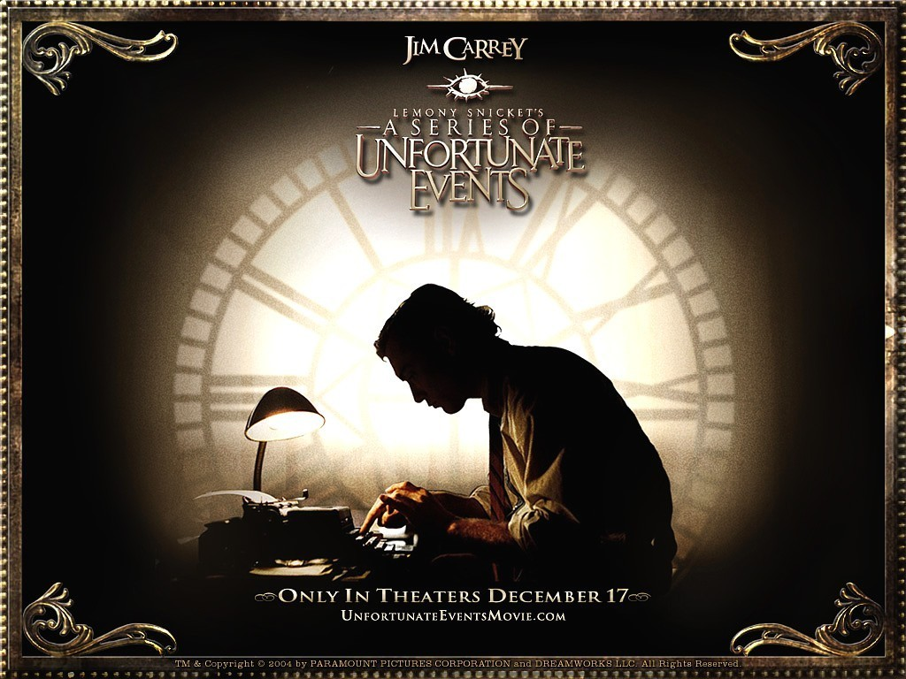 """A Series Of Unfortunate Events Wallpaper: 5 Temmuz 2009: """"Lemony Snicket's A Series Of Unfortunate"""