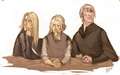 Malfoy Family - the-malfoy-family fan art