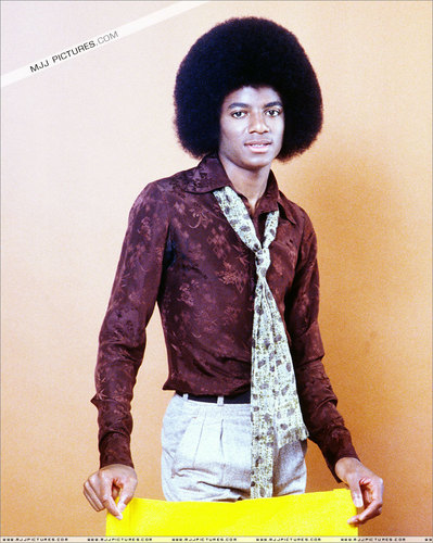 MJ Photoshoot x