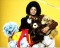 MJ Photoshoot x - michael-jackson photo