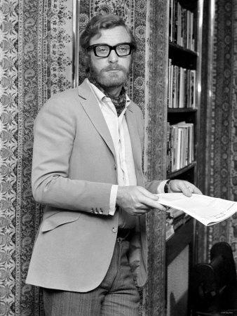 Michael Caine with a Beard