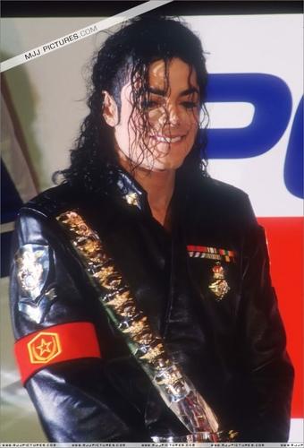 Michael and Pepsi