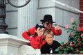 Michael in Disneyland - michael-jackson photo
