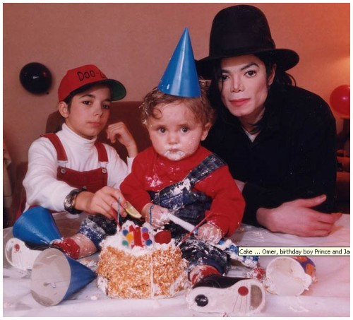 Michael lovely Babies ;**