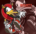 Mighty the Armadillo - sonic-guys photo