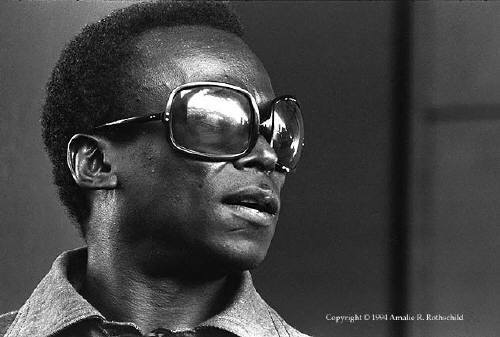 Jazz wallpaper containing sunglasses called Miles Davis
