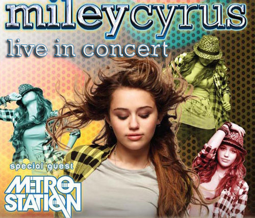 Miley Cyrus tamasha