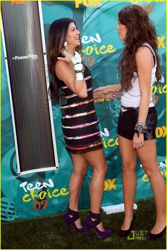 Miley Cyrus - Teen Choice Awards 2009