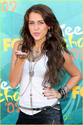 Miley Cyrus - Teen Choice Awards 2009