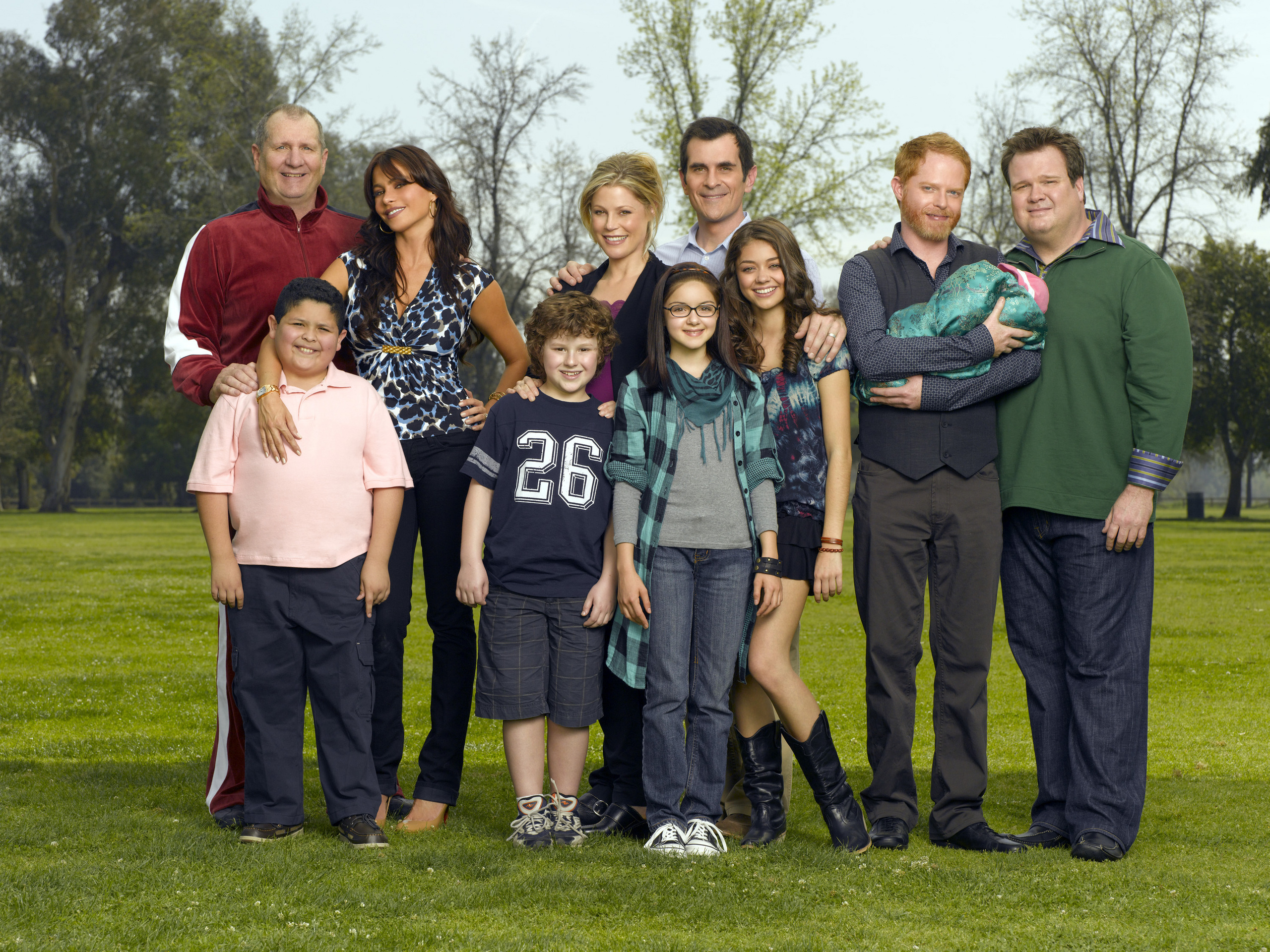 modern family modern family photo 7554980 fanpop