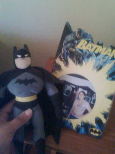 MoniBolis Batman Comics and Toys  collection!!! - batman Photo