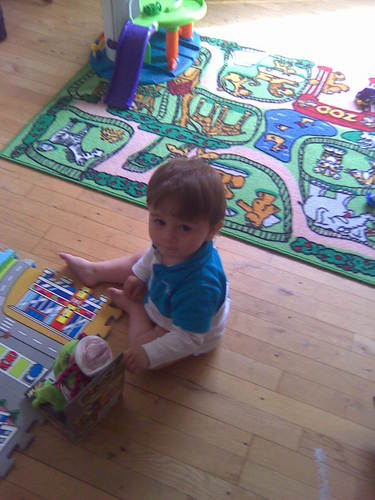 My baby brother (; <3