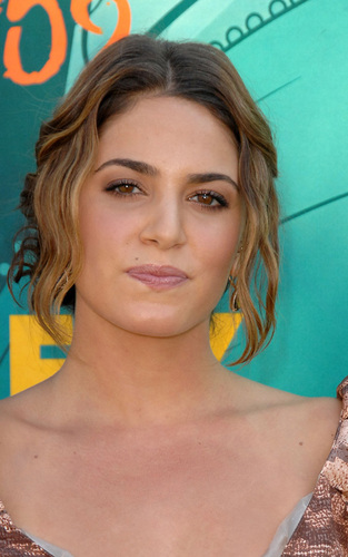 Nikki Reed at the Teen Choice Awards