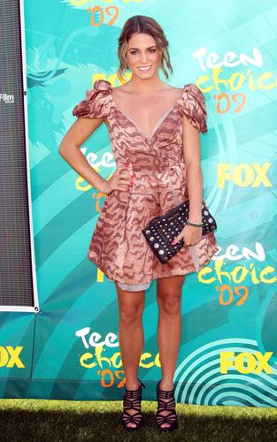 Nikki Reed at the Teen Choice Awards