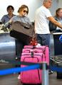 Nikki Reed leaving LAX - twilight-series photo