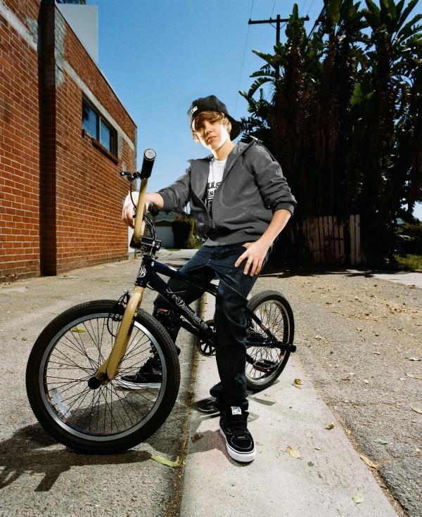 Official Photos Of Justin Bieber