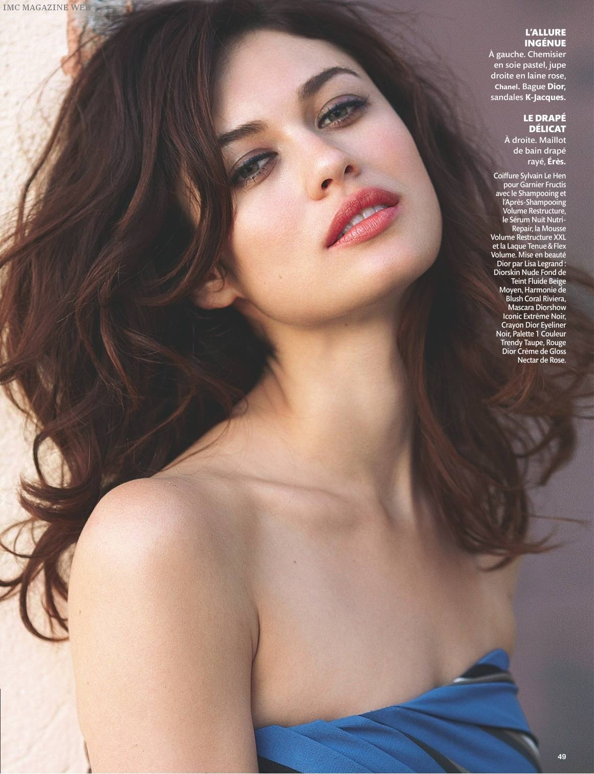 olga kurylenko hottest sexiest beautiful girl world