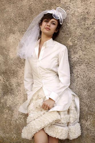 Olga Kurylenko - Madame Figaro Magazine, August 2009