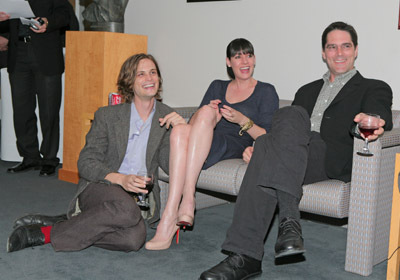 Paget & Thomas@Paley Center, November 2008