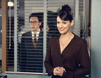 "Paget in ""Andy Richter Controls the Universe"""