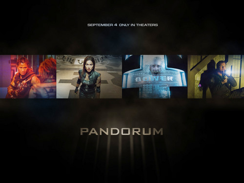Pandorum (2009) wallpaper