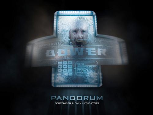 Pandorum (2009) fond d'écran