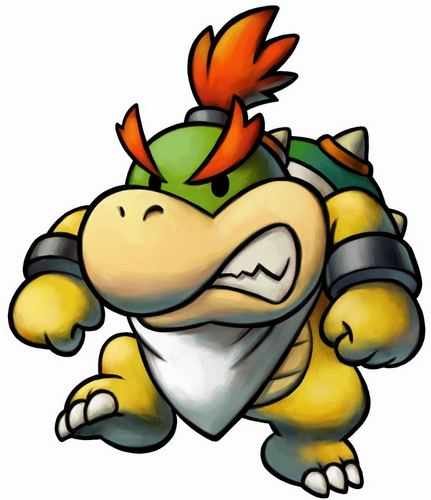 Partners In Version Time Baby Bowser