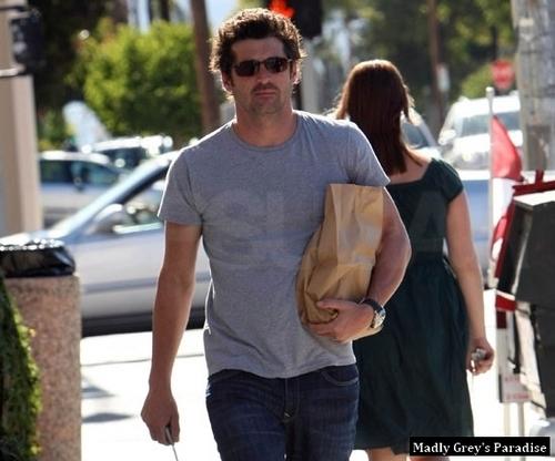 Patrick in LA