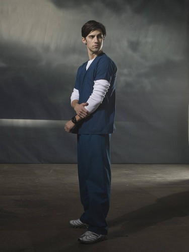 Peter Petrelli promo season 1