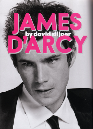 James D'Arcy wallpaper probably containing a business suit called Photos from an interview