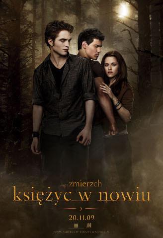 Polish New Moon Poster