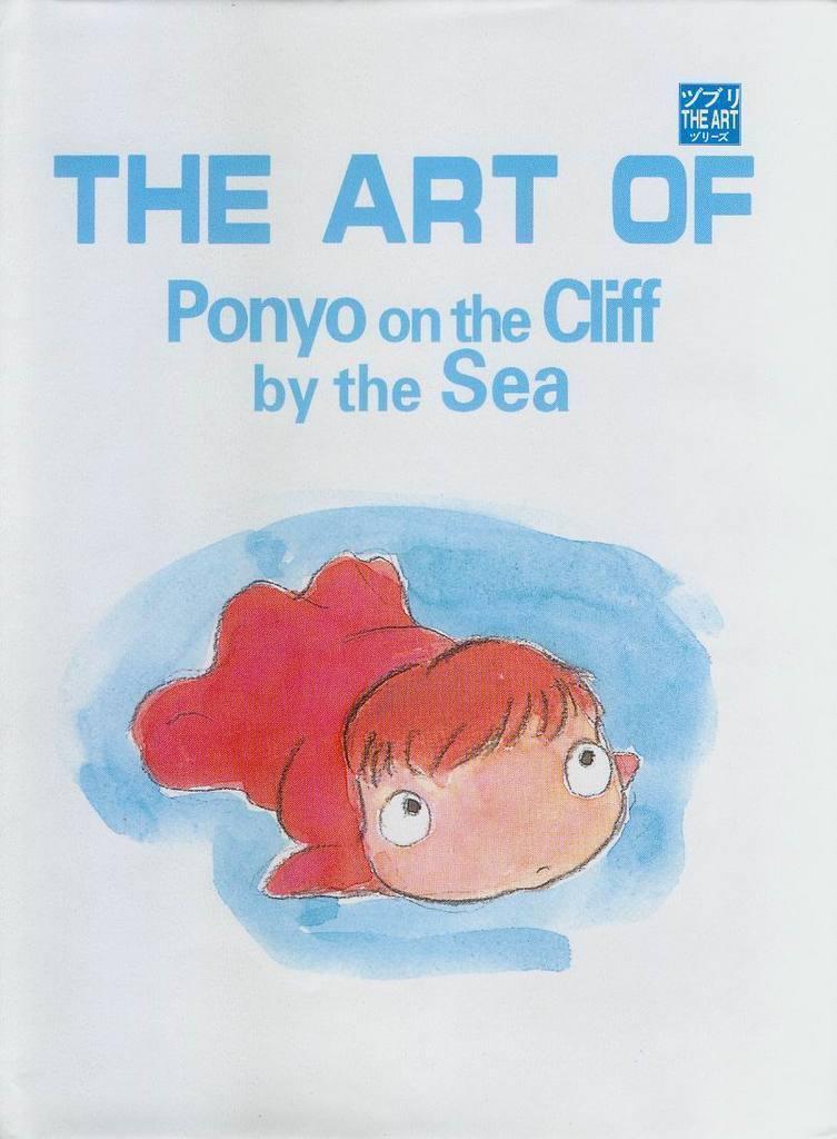 Ponyo Art